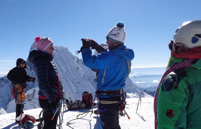 Trekking Santa Cruz und Nevado Pisco