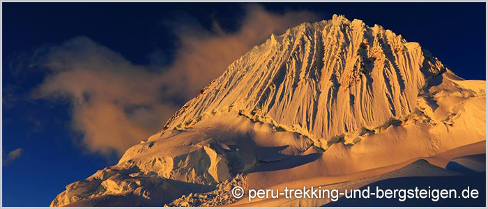 Expeditionen Nevados Alpamayo und Huascaran