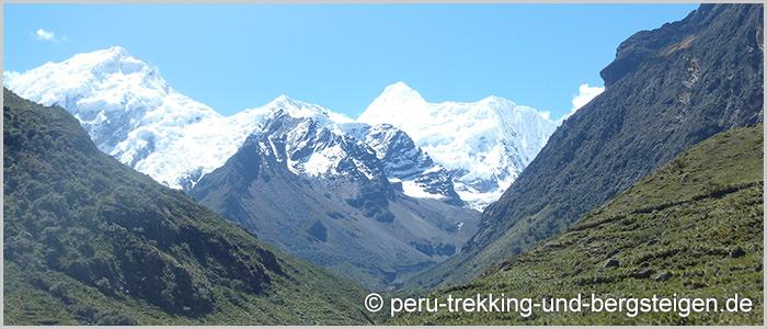 Trekking Quebrada Quillqueyhuanca